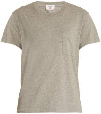 Hanes RE/DONE ORIGINALS X 1970 boyfriend cotton T-shirt