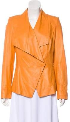 Lafayette 148 Canta Leather Jacket w/ Tags