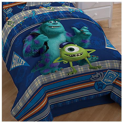 Disney Monsters University Comforter