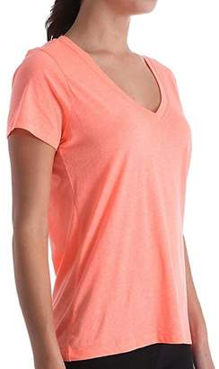 Hurley Women's Staple Perfect V Tee T-Shirt SM (US 3-5)