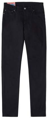Acne Studios ACTION JEANS North Jean In Stay Black