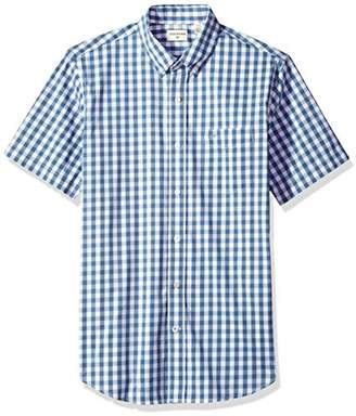 Dockers Comfort Stretch No Wrinkle Short Sleeve Button Front Shirt