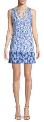 Lilly Pulitzer Harper Jeweled Mini Dress