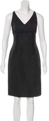 Gucci Knee-Length Satin Dress