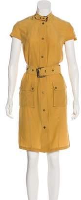 Belstaff Silk Knee-Length Dress