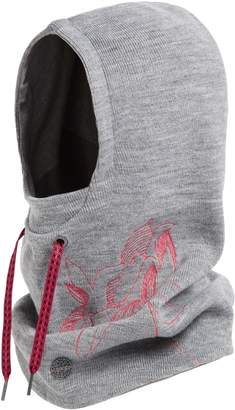 Roxy Embroidered Knit Hood