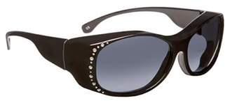 Solar Shield Fashion Allison Fits Over Sunglasses