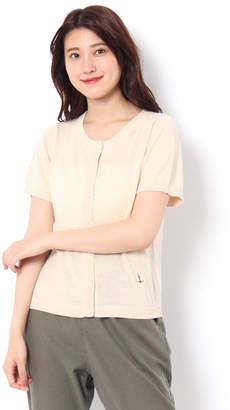 SM2 (サマンサ モスモス) - サマンサモスモス UV加工イカリ刺繍半袖カーディガン