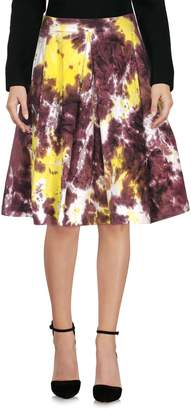 Douuod Knee length skirts - Item 35293581SG