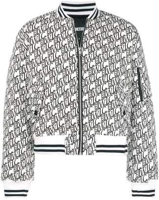 Kokon To Zai Limited Edition monogram bomber jacket