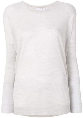 IRO round neck jumper