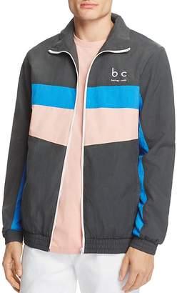 Barney Cools B.Quick Color Block Track Jacket $99 thestylecure.com