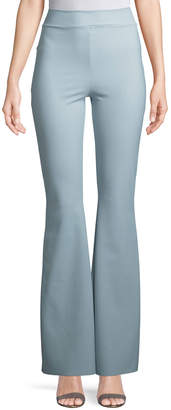 Chiara Boni Venus High-Waist Wide-Leg Pants