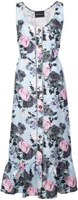 Nicholas front button Garden dress