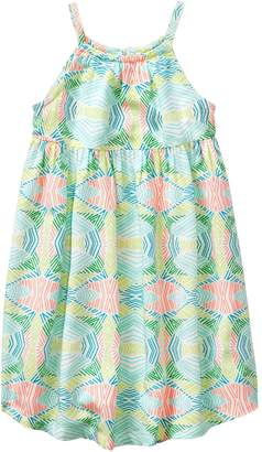 Crazy 8 Crazy8 Toddler Geo Halter Dress