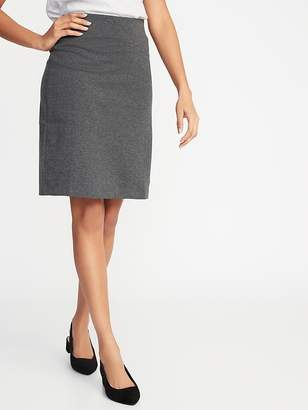f17a2eea45 Old Navy Ponte-Knit Pencil Skirt for Women