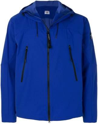 C.P. Company zipped hooded jacket