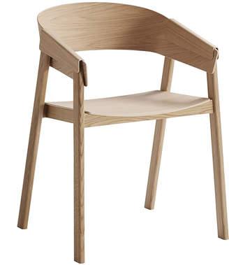 at Amara · Muuto Cover Chair Oak