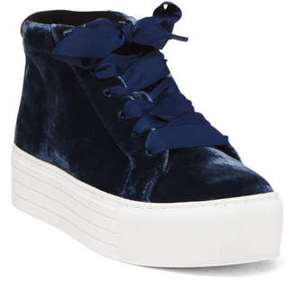 Platform Hightop Sneakers