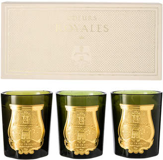 Cire Trudon Royal Scents Gift Set