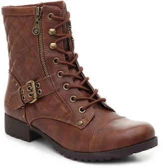 G by Guess Balmy Combat Boot - Women's
