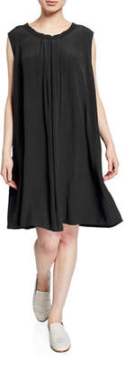 Masai Harper Sleeveless Tunic Dress w/ Cutout-Back