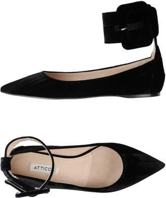 ATTICO Ballet flats - Item 11471516VU