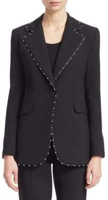 Emporio Armani Studded Blazer