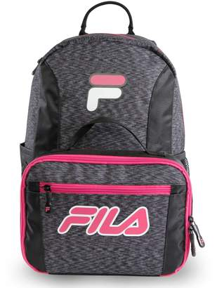 Fila Noontide Backpack with Detachable Lunch Tote
