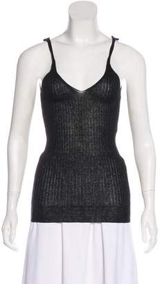 Giada Forte Collection by Linen Knit Top