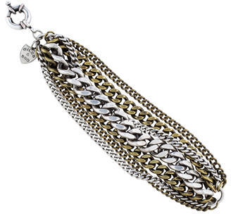 Giles & Brother Curb Chain Link Bracelet $75 thestylecure.com