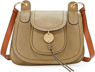 See by Chloe Susie Large Leather Flap Crossbody Bag