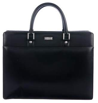 Montblanc Smooth Leather Briefcase