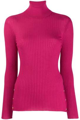 Versace roll-neck jumper