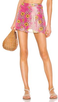 Rococo Sand x REVOLVE Mini Skirt