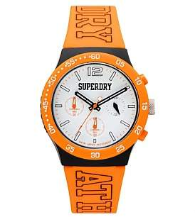 Superdry Multifunction;Matte White Dial