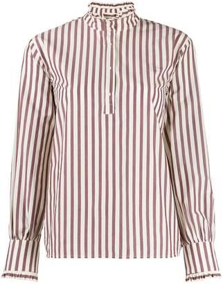 Roseanna Morrison Marshall striped blouse