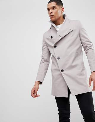 Religion Asymmetric Trench In Gray