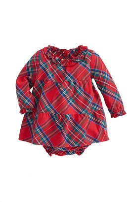 Vineyard Vines Baby Girl Jolly Plaid Dress
