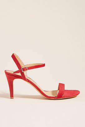 Anthropologie Samantha Strappy Heeled Sandals