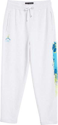 Jordan NRG Men's Basketball Logo Fleece Sweatpants