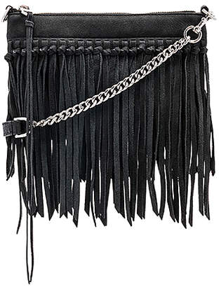 Rebecca Minkoff Stevie Top Zip Crossbody Bag