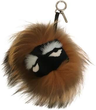 Fendi Bag Bug Brown Fox Bag charms