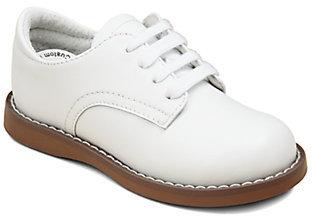 FootMates Infant's, Toddler's & Kid's Leather Oxford Saddle Shoes