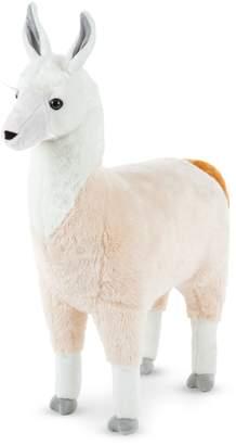 Melissa & Doug Puppets Plush Llama