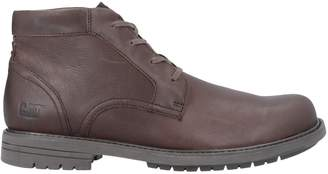 Caterpillar Ankle boots - Item 11722308AI