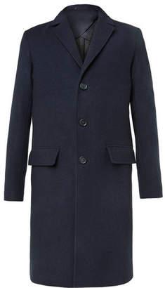 Mr P. Double-Faced Virgin-Wool Overcoat