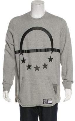 Nike Logo Print Sweater