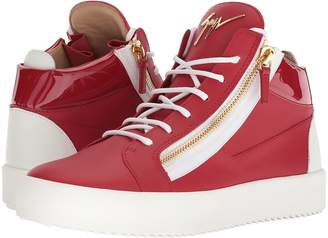 Giuseppe Zanotti May London Birel Mid Top Sneaker Men's Shoes