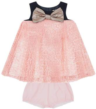 54ee90890 at Harrods · Hucklebones Lace Dress with Bloomers